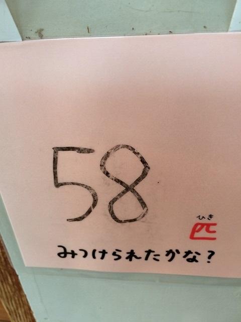 正解は58匹